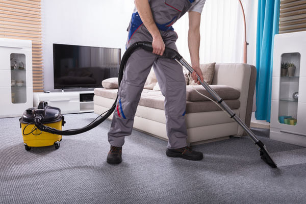 How Do You Clean the Fitted Carpet