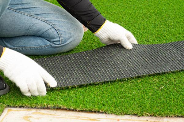 Using Artificial Grass