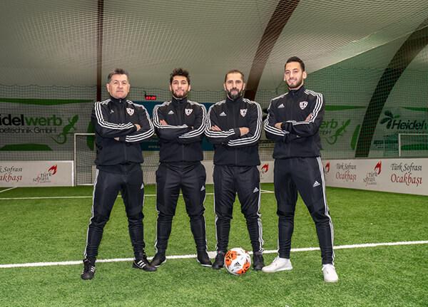 Çalhanoğlu Fussballzentrum