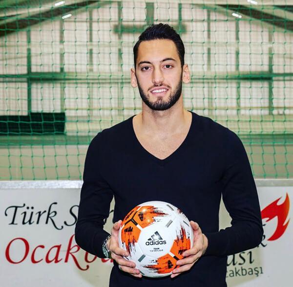 Hakan Çalhanoğlu, Nurteks