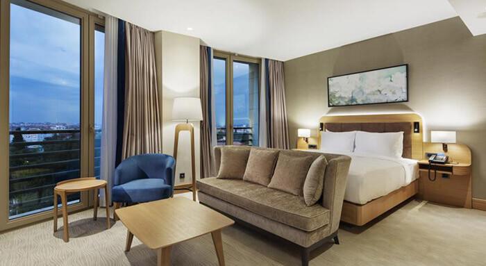 Otel Odası Dekorasyonu - Nurteks