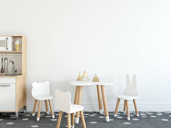 Halıfleks ile Çocuk Odası Dekorasyonu