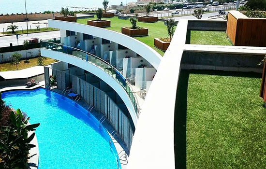 29mm Ekobahar Long Beach Hotel Alanya